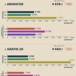 Zarobki grafików w polskiej branży gier w 2013 roku